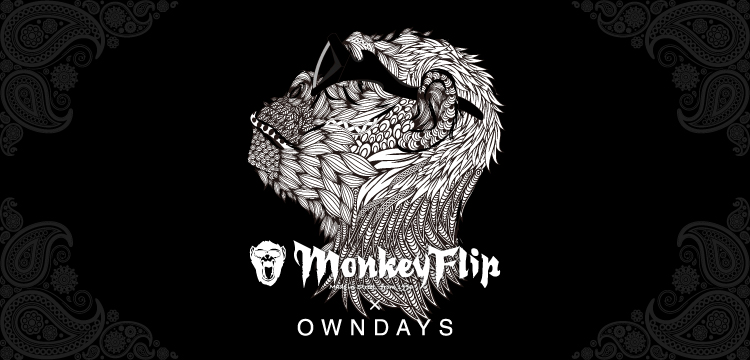 MonkeyFlip × OWNDAYS