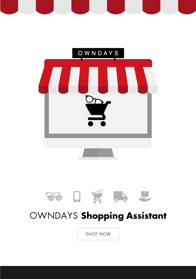OWNDAYS Shopping Assistant