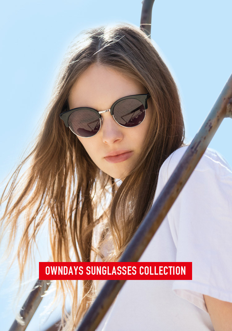 OWNDAYS SUNGLASSES COLLECTION 2017,2017 最新系列太陽眼鏡