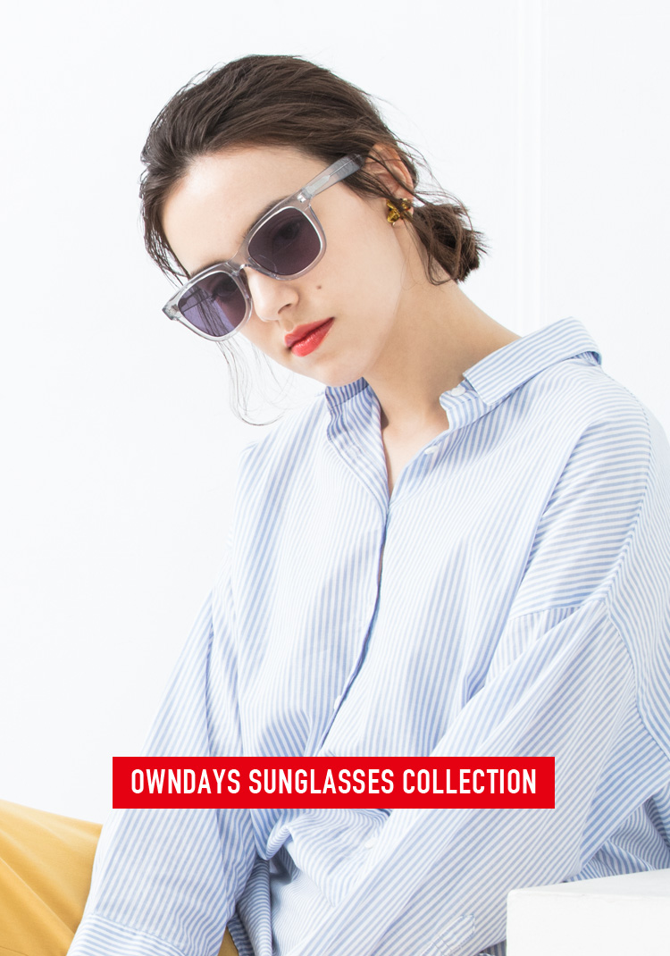 OWNDAYS SUNGLASSES COLLECTION 2018