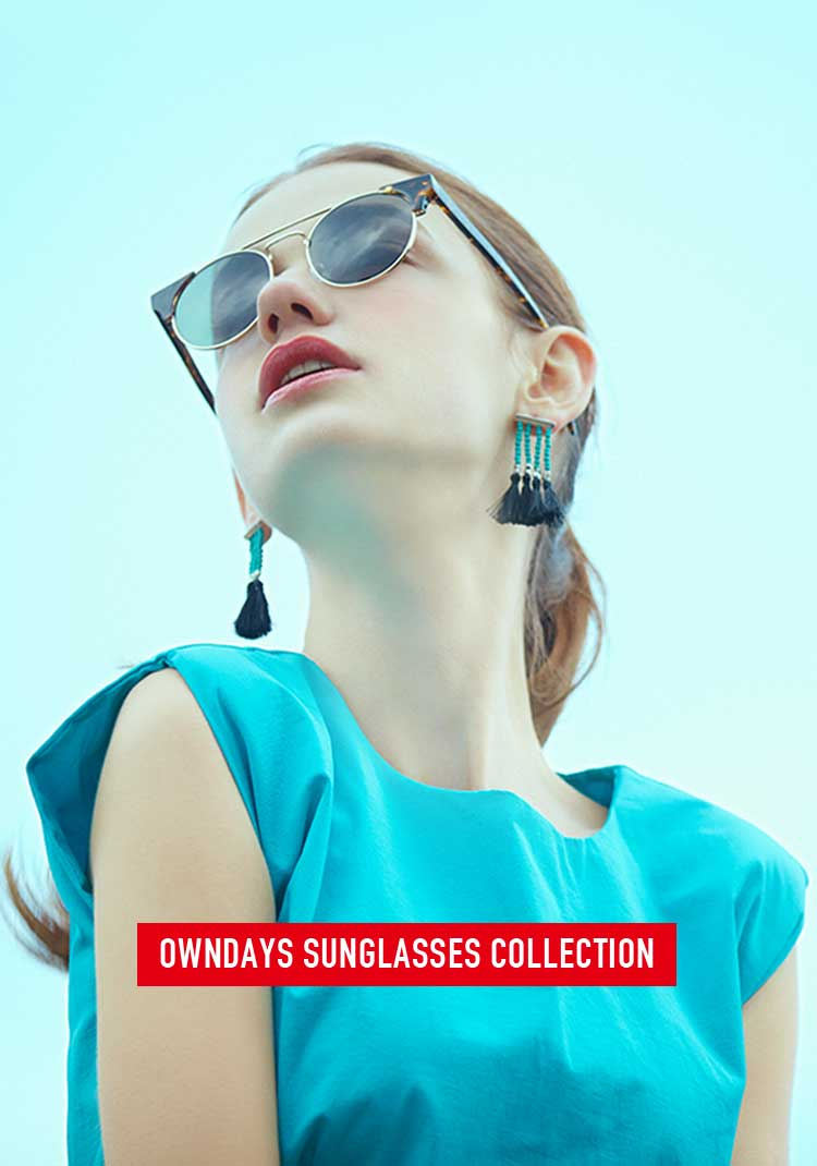 OWNDAYS SUNGLASSES COLLECTION