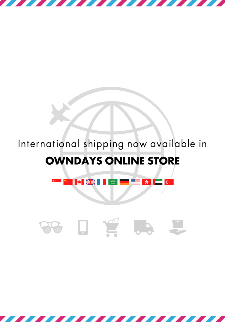 OWNDAYS ONLINE STORE