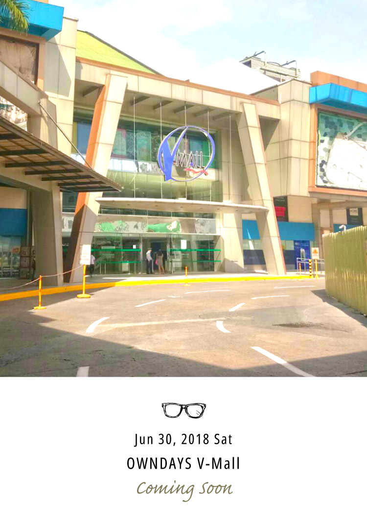 Jun 30, 2018 Sat V-Mall Coming Soon!