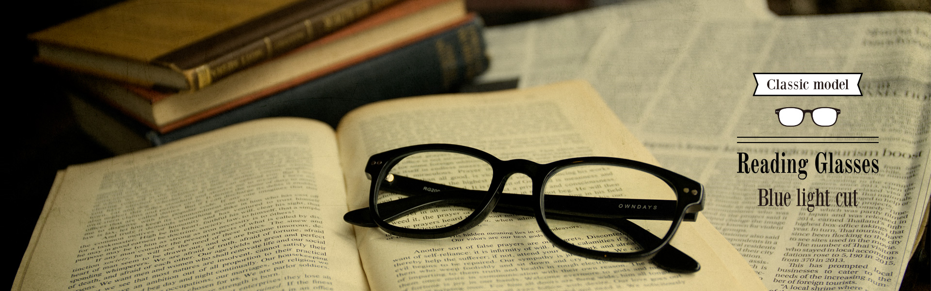 Reading Glasses Classic Model