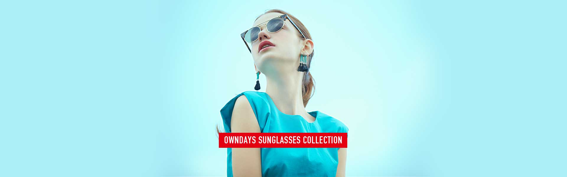 OWNDAYS SUNGLASSES COLLECTION - Early 2016