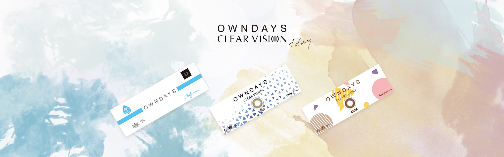 OWNDAYS CLEAR VISION