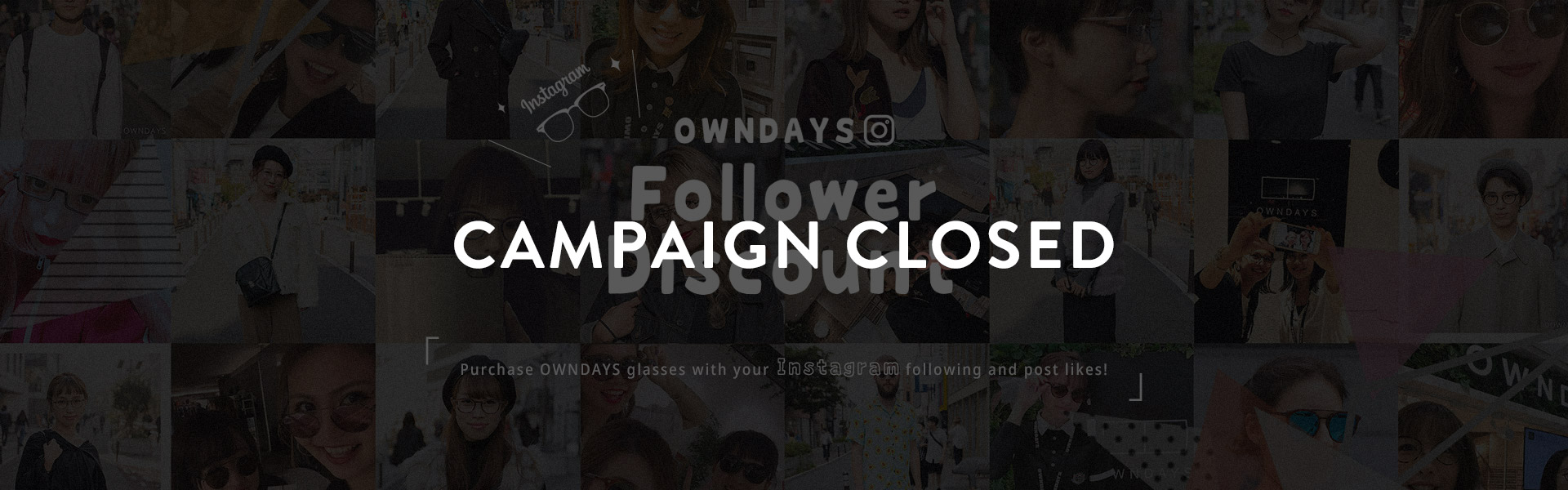 OWNDAYS Follower Discount